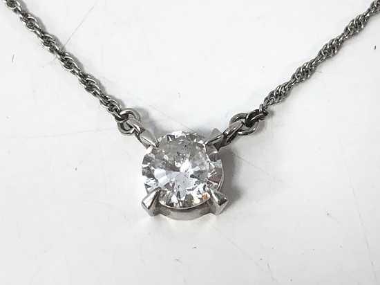 ダイヤモンド買取 プチネックレス