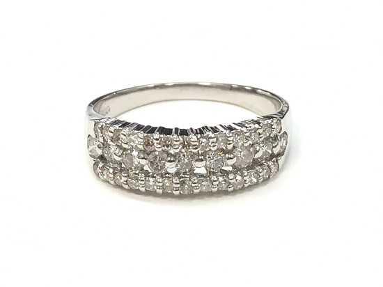 ダイヤモンド買取 デザインリング
