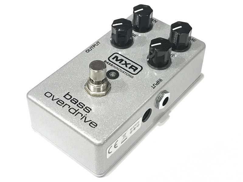 MXR買取 M89 bass orverdrive