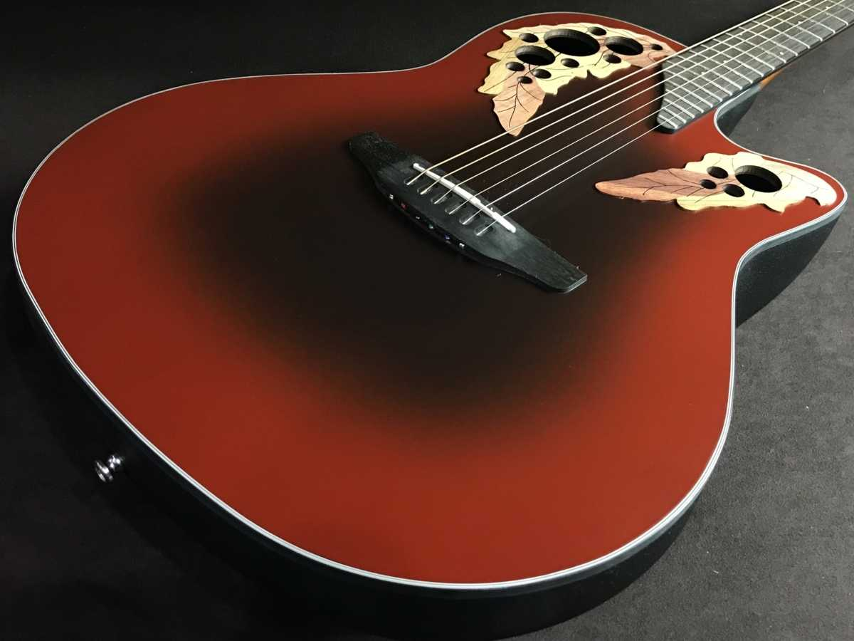 OVATION Celebrity CE44 アコースティックギター 買取