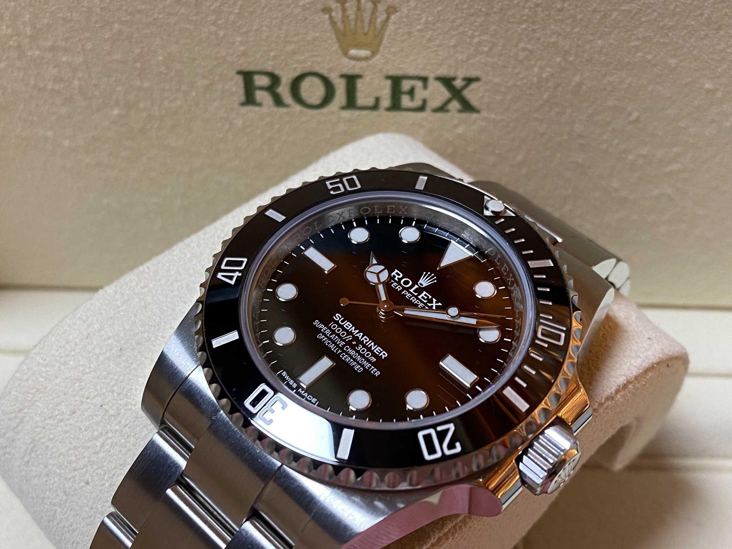 ロレックス買取 サブマリーナ 114060