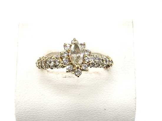 ダイヤモンド買取 マーキスダイヤリング