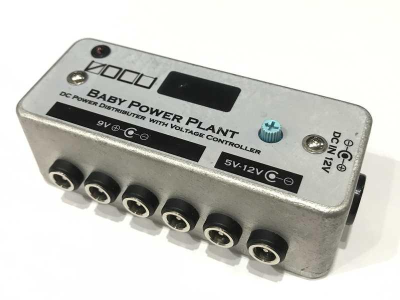 VOCU買取 Baby Power Plant Type-V パワーサプライ