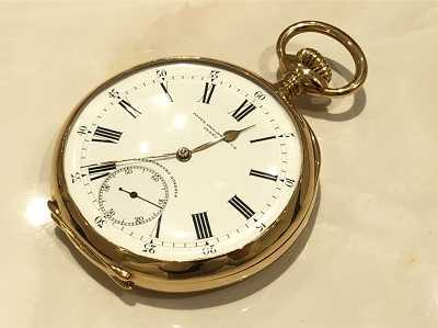 パテックフィリップ買取 懐中時計