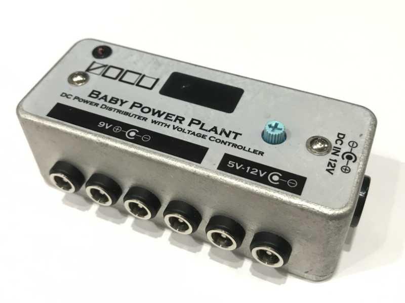 VOCU Baby Power Plant Type-V 買取