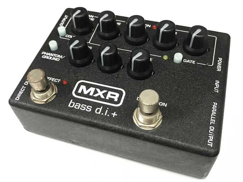 MXR買取 M80 Bass D.I.+