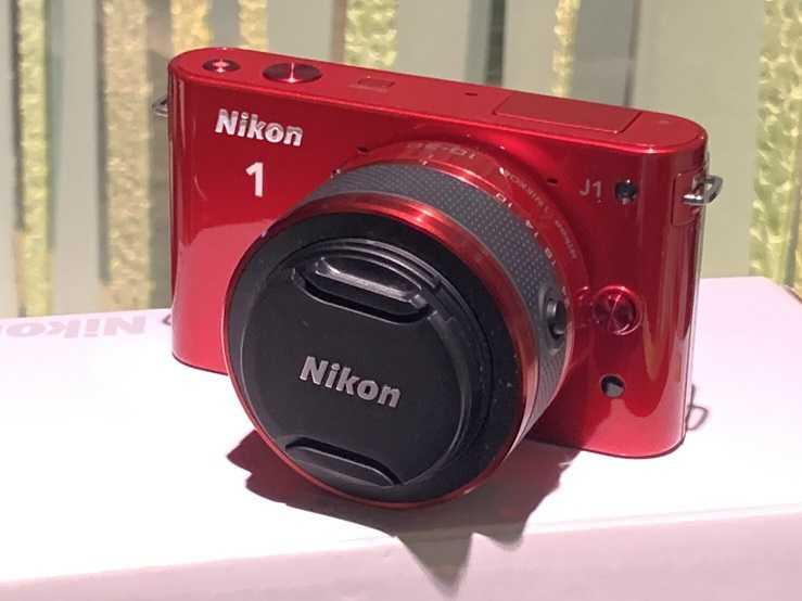 カメラ買取 ニコン1・J1
