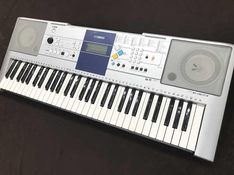 YAMAHA買取 PSR-E323 ポータブルキーボード