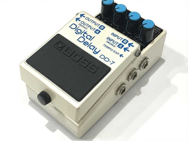 BOSS買取 DD-7 Digital Delay