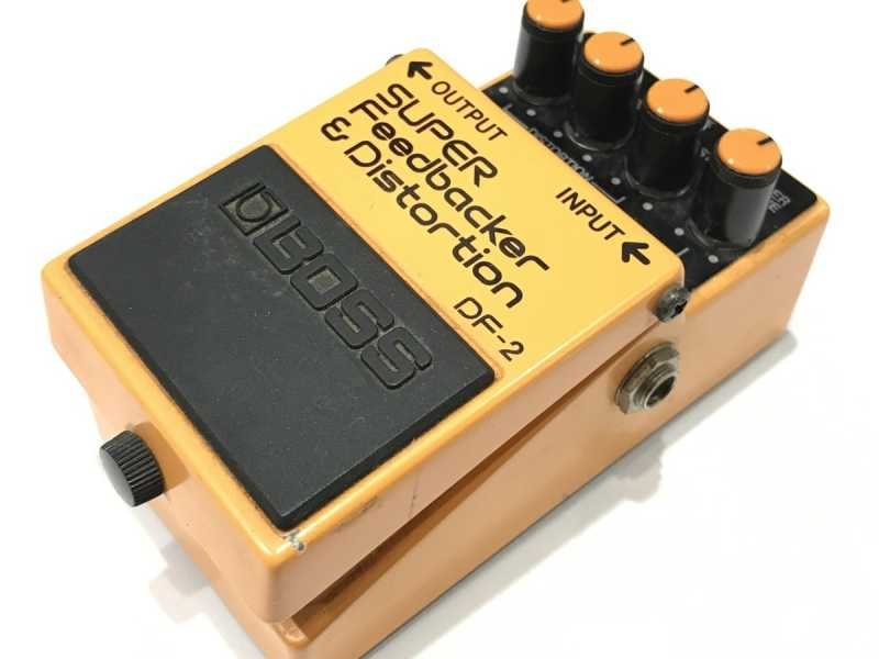 BOSS DF-2 SUPER Feedbacker & Distortion 買取