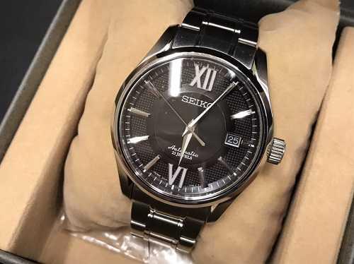 セイコー買取 時計 プレザージュ