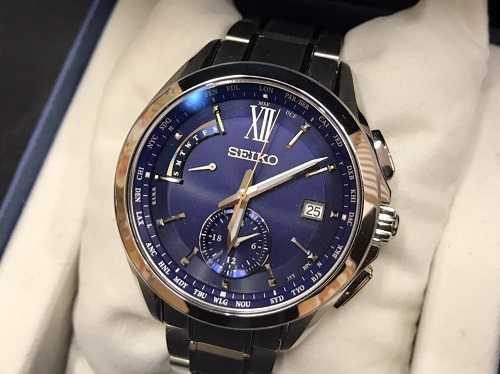 セイコー買取 時計 ブライツ