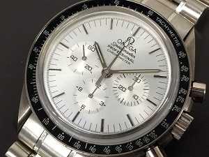 オメガ買取 スピードマスターアポロ11号25周年記念1994年500本限定モデルRef.BC348.0062