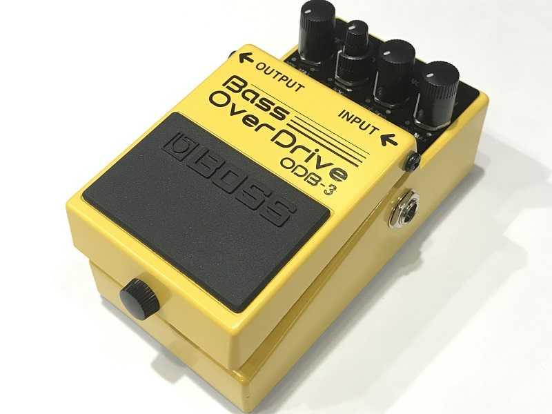 BOSS買取 ODB-3 Bass OverDrive