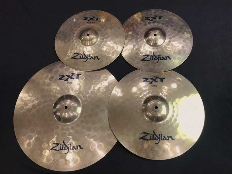 Zildjian  ZXT Rock Box Set 買取