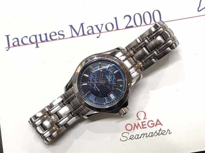 オメガ買取 シーマスター120M
