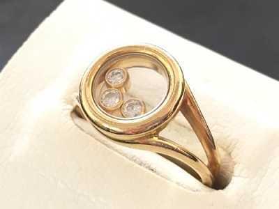 ショパール買取 ハッピーダイヤモンドリング