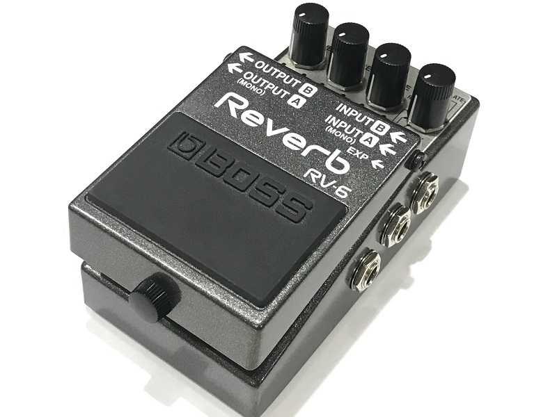 BOSS買取 RV-6 Reverb