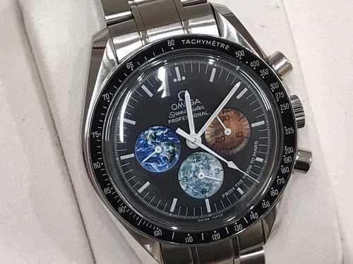 オメガ買取 時計 スピードマスター