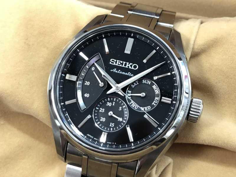 セイコー買取 プレサージュメカニカル SARW023