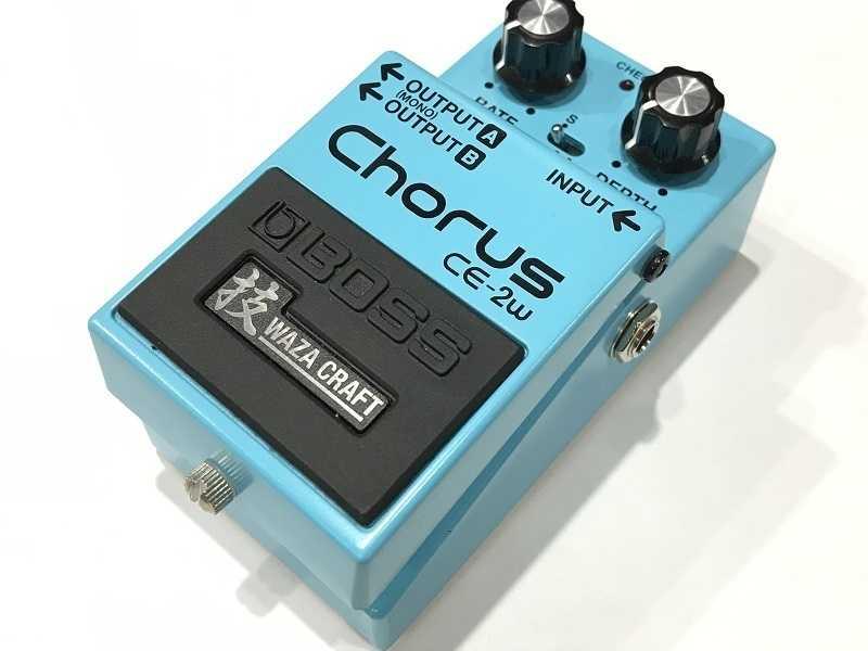 BOSS CE-2W Chorus 買取