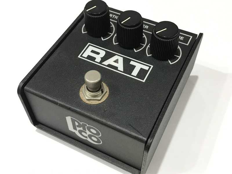 Pro Co RAT2 エフェクター買取