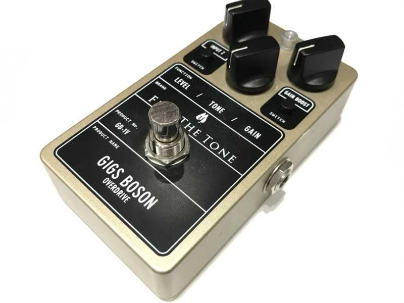 Free The Tone GIGS BOSON GB-1V 買取