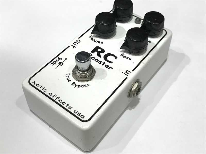 Xotic買取 RC Booster