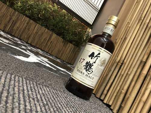 お酒買取 竹鶴17年
