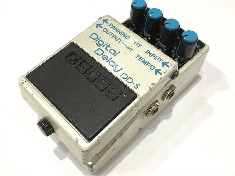 BOSS DD-5 Digital Delay 買取