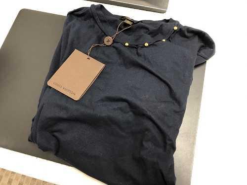 ルイヴィトン買取 洋服 Tシャツ