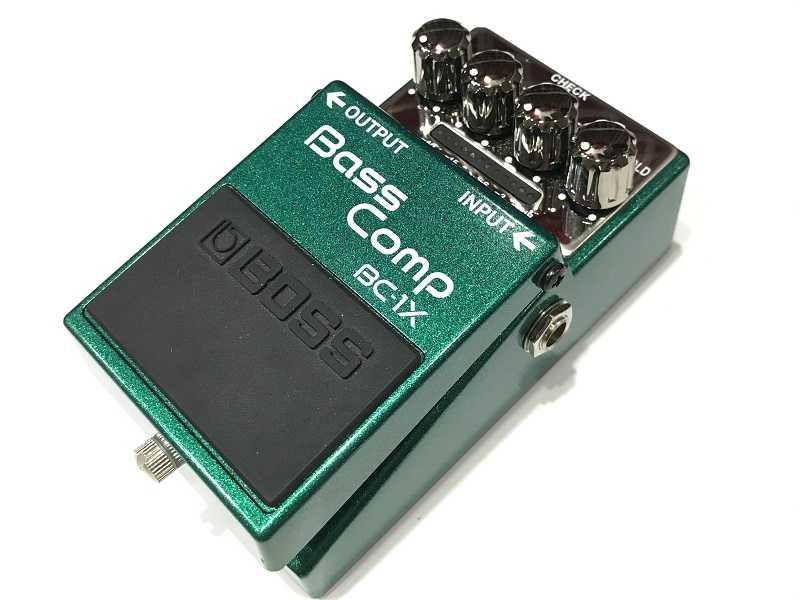 BOSS買取 BC-1X Bass Comp ベース用コンプレッサー