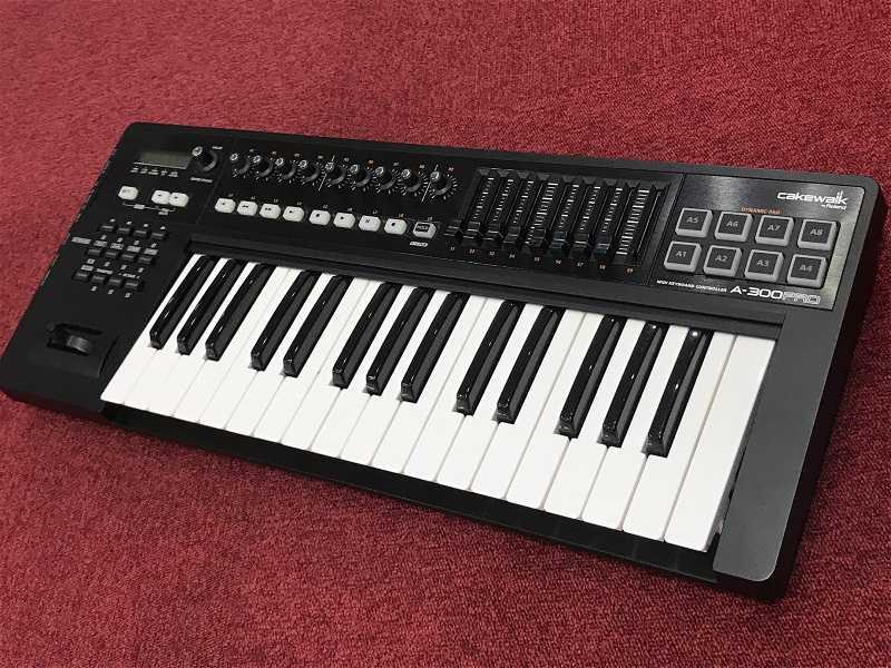 Roland買取 A-300PRO MIDIキーボード