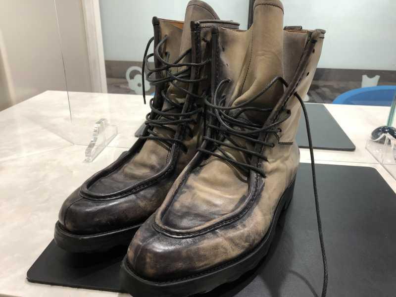 ベルルッティ買取 靴 ブーツ