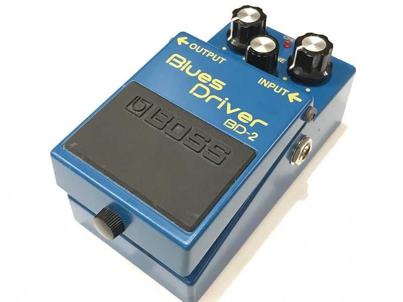 BOSS買取 BD-2 Blues Driver オーバードライブ