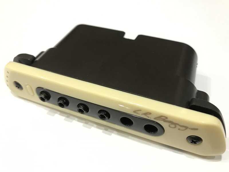 L.R.Baggs買取 M80 アコースティックギター用ピックアップ