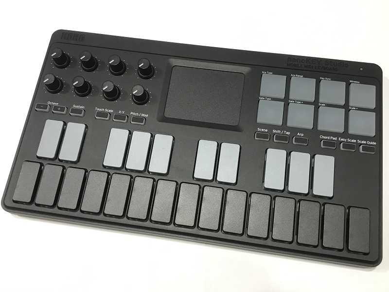 KORG買取 nanoKEY Studio MIDIコントローラー