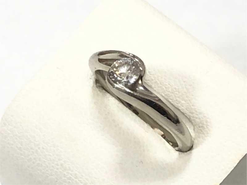 ダイヤモンド買取 プラチナリング