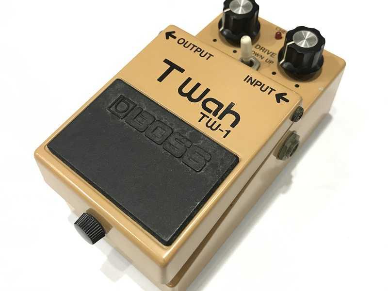 BOSS買取 TW-1 Touch Wah エフェクター