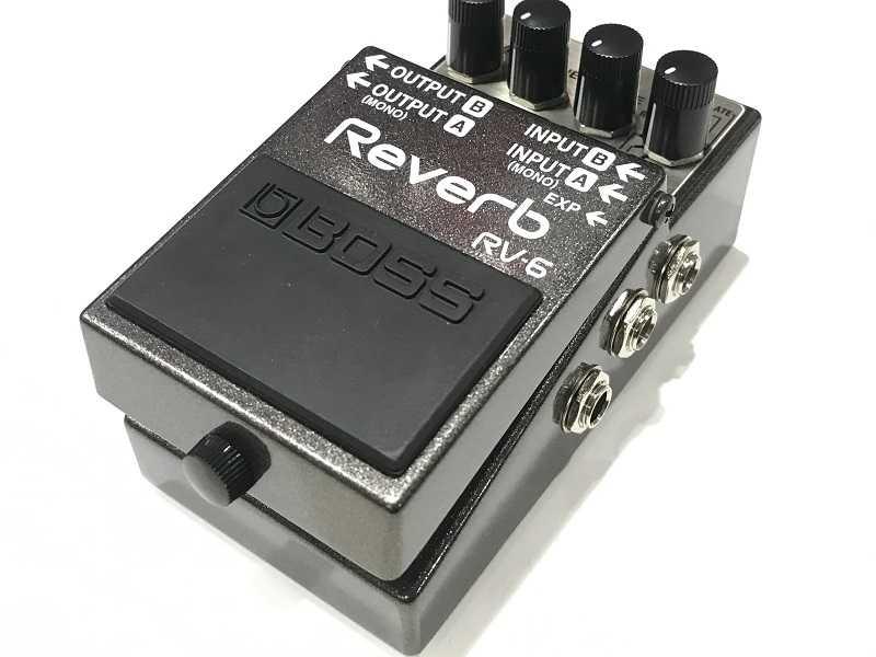 BOSS買取 RV-6 Reverb リバーブ