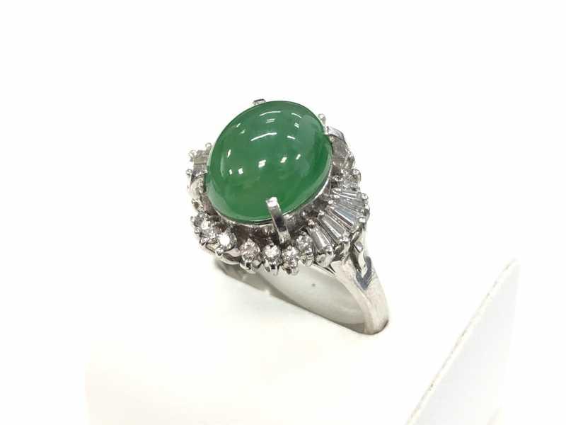 宝石買取 ひすい指輪