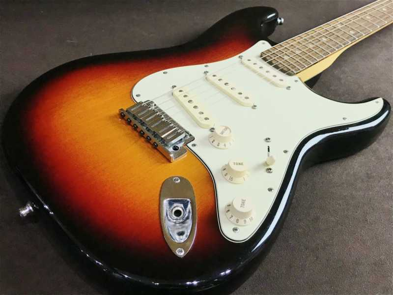 Fender USA 買取 American Deluxe N3 Stratocaster 60th Anniversary