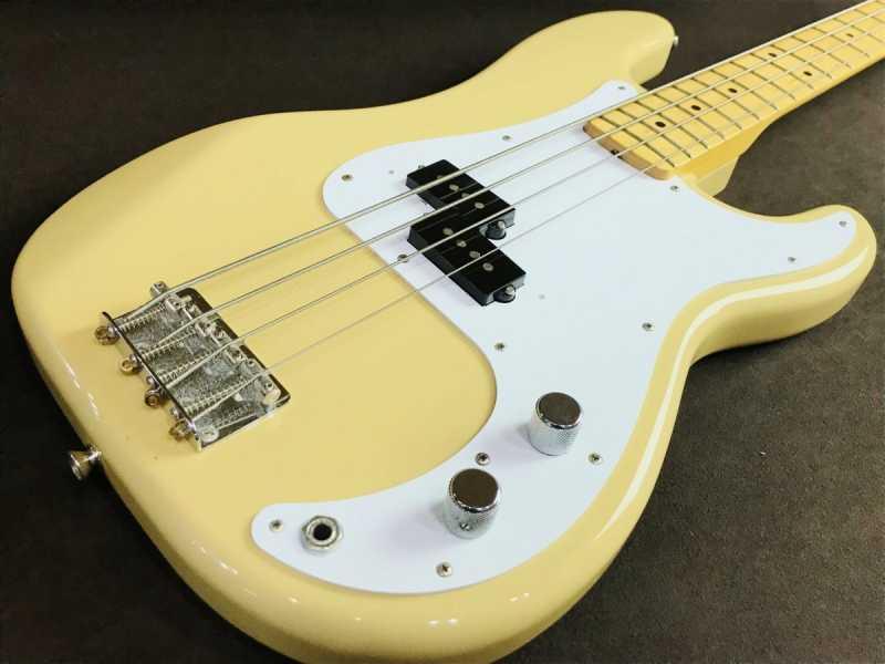 Fender Made in Japan Hybrid 50s Precision Bass OWB 買取