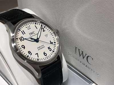 IWC買取 マーク18