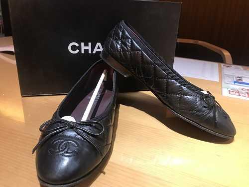 シャネル 買取 靴
