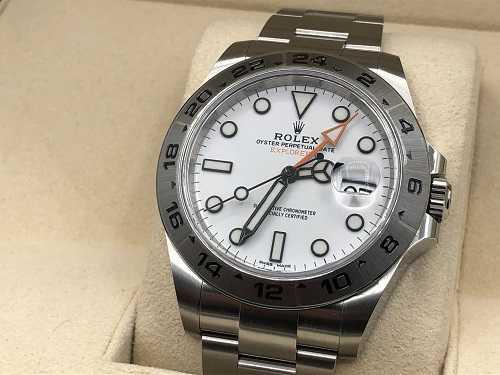 ロレックス買取 時計 エクスプローラーⅡ