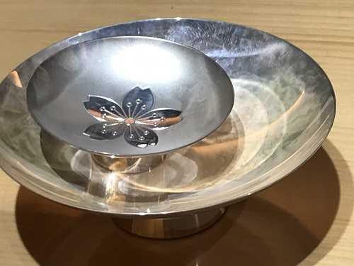 銀杯 銀 純銀 SV1000 貴金属 地金