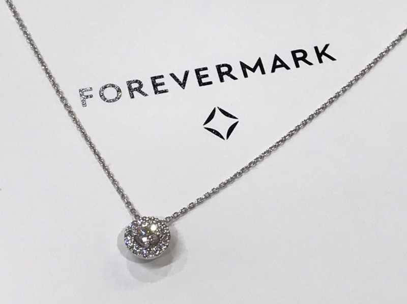 フォーエバーマーク買取 ダイヤモンドネックレス