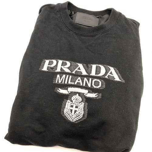 プラダ買取 洋服 スウェットトレーナー