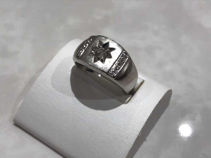 プラチナ買取 ダイヤ入りリング
